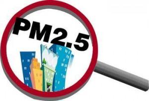 PM2.5对人体有哪些危害?
