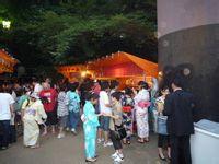 参拜靖国神社的日本人