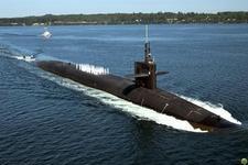 美国俄亥俄级弹道导弹核潜艇