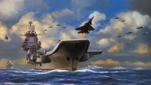 航母战斗群