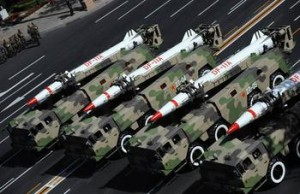 二炮部队东风11a战术弹道导弹