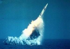 潜地弹道导弹