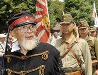 日本侵略战争老兵