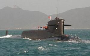 092型弹道导弹核潜艇