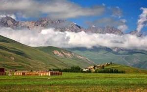 魅力的西藏