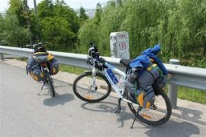 单车骑川藏