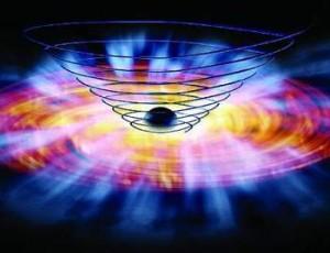 黑洞具有超强的引力
