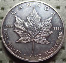 加拿大的1分硬币