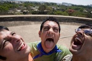 快乐的三傻