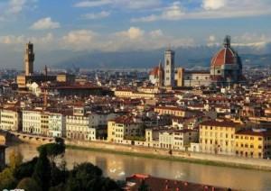 文艺复兴的心脏——佛罗伦萨