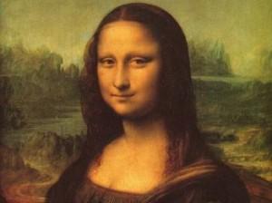 《蒙娜丽莎》是达芬奇的代表作之一