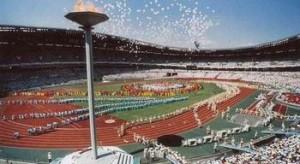 98年的汉城奥运会