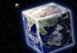 地球为什么不是方的