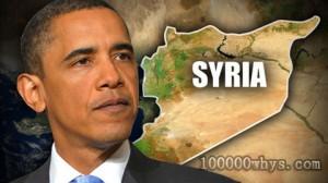 美国为什么要攻打叙利亚?