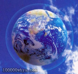 臭氧层是地球的保护伞