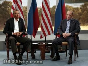普京警告美国勿对叙动武