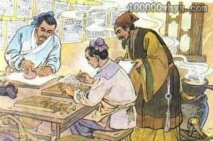 印刷术是中国人最早发明的