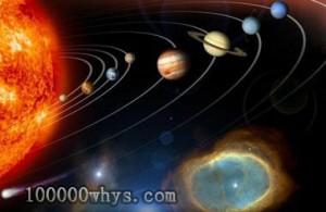 美丽的太阳系