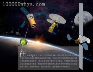 中国正在研制空间武器