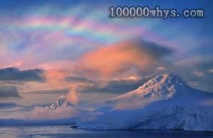 北极的臭氧层