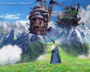 宫崎骏作品-哈尔的移动城堡
