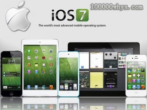 iphone的ios操作系统