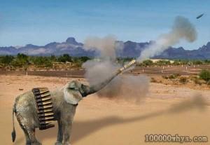大象生物武器