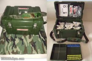 生物战剂检测箱