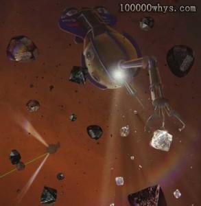 """为什么有些星球上会下""""钻石雨""""?"""