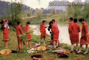 毛南族民族风情