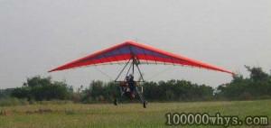 机动飞行伞