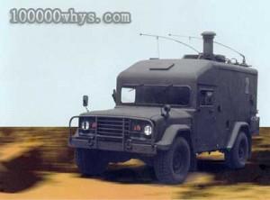 生物战剂侦查车