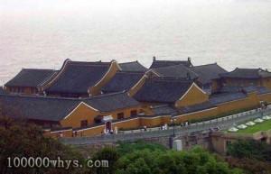 普陀山庙宇