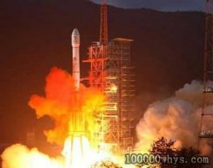 人造卫星开始发射