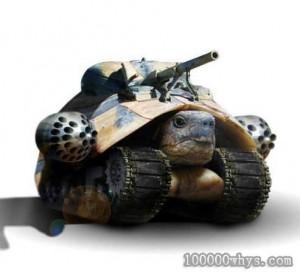 乌龟生物武器