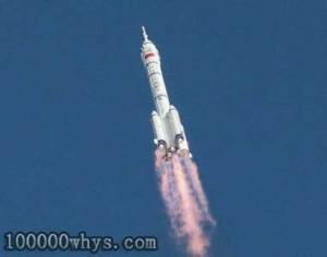 人造卫星加速飞行段