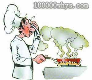 做饭为什么会影响pm2.5?
