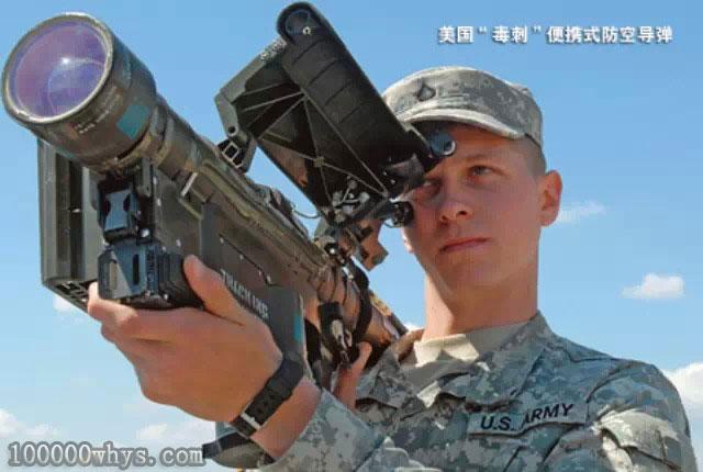 为什么便携式防空导弹是低空和超低空飞行目标的克星