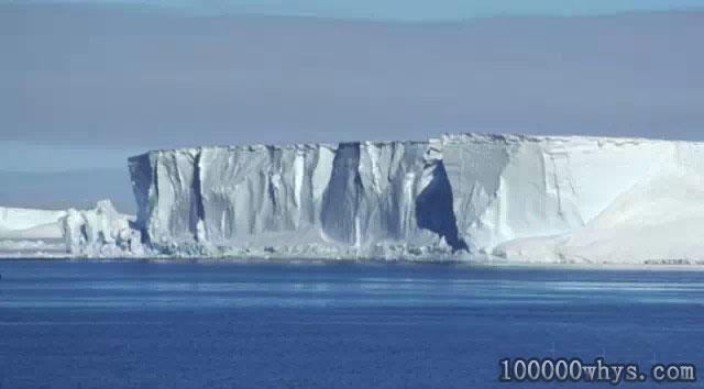 """为什么南极冰盖会""""走路"""""""