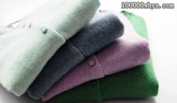 为什么羊毛衫要用特别的方法洗涤