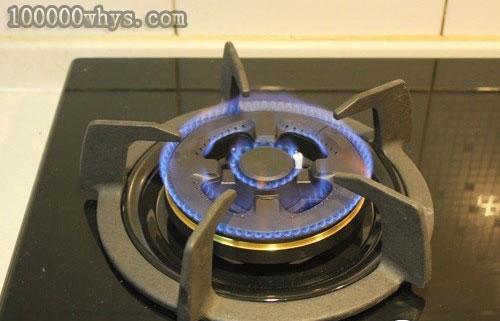 燃气灶是怎么点着火的