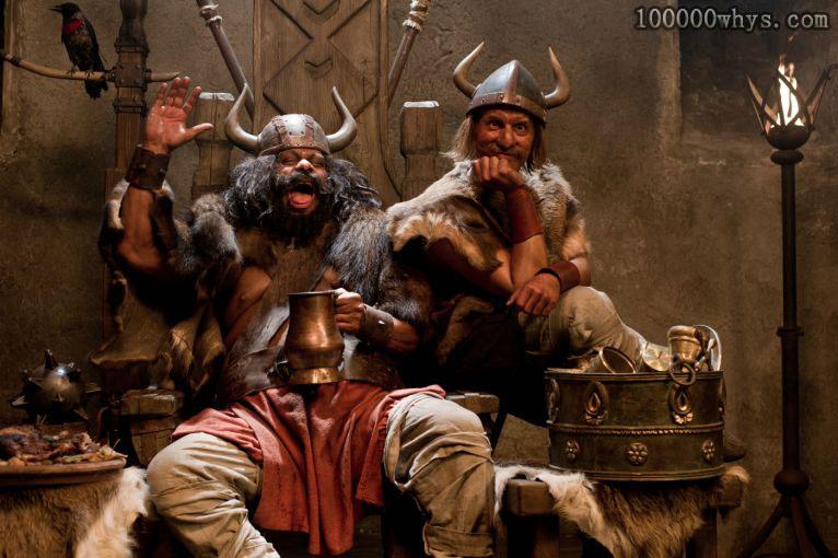 北欧中世纪的维京人都是海盗吗