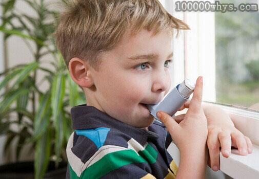 为什么空气污染会引发哮喘