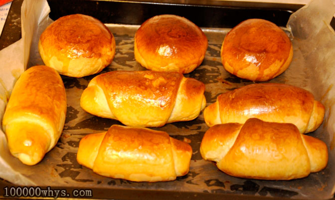 为什么烤面包有好闻的香味
