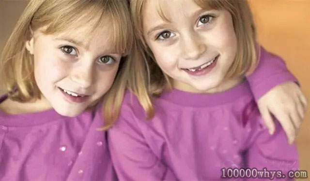 为什么同卵双胞胎也长得不一样