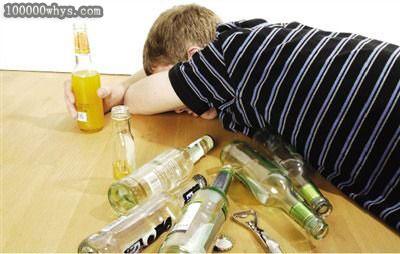 人喝酒为什么会醉