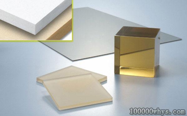 玻璃为什么是透明的