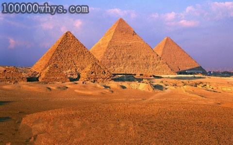 金字塔是有孔虫壳堆起来的吗