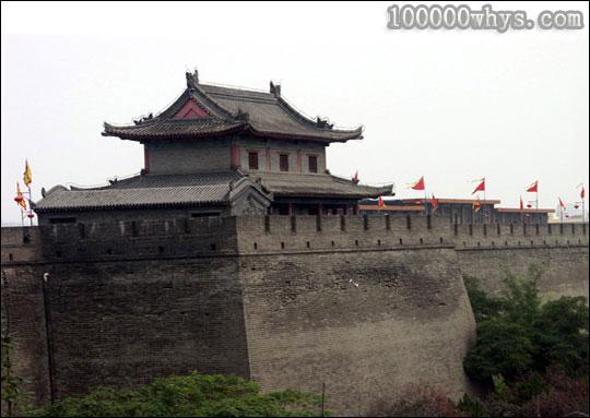 为什么古代的城市会有城墙