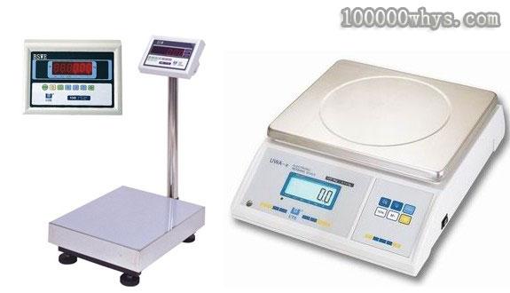 电子秤就是通过它称出物品的重量的